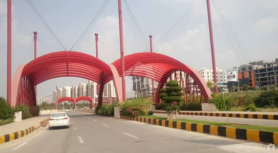 Gulberg Greens 35 By 35 Commercial Plots In C  Block Residencia Opposite Park