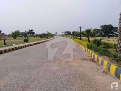 Motorway City 5 Marla Plot File For Sale