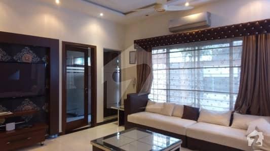 10 Marla Double Unit Mazhar Munir Designed Bungalow With Basement Near To Wateen House