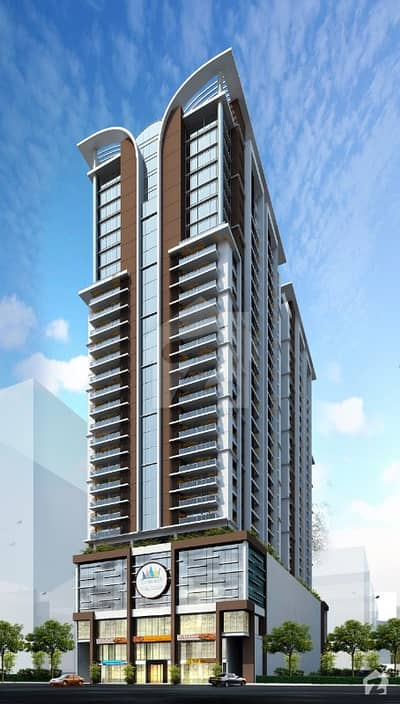 3 Bed Ultra Modern Luxurious Apartment On 20 Down Payment Dominion Twin Towers Bahria Town Karachi