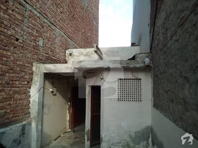 3 Marla Single Storey House For Sale On Bedian Road