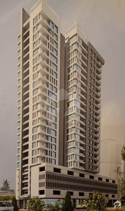 کلفٹن ۔ بلاک 2 کلفٹن کراچی میں 3 کمروں کا 10 مرلہ فلیٹ 3.4 کروڑ میں برائے فروخت۔