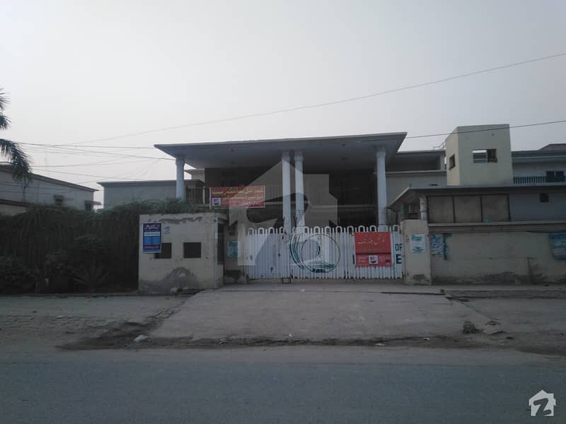 2 Kanal House For Rent Block A