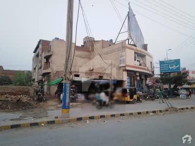 3 Marla 83 Square Feet Commercial Corner Shops For Sale Zafarullaha Chowk  Satellite Town