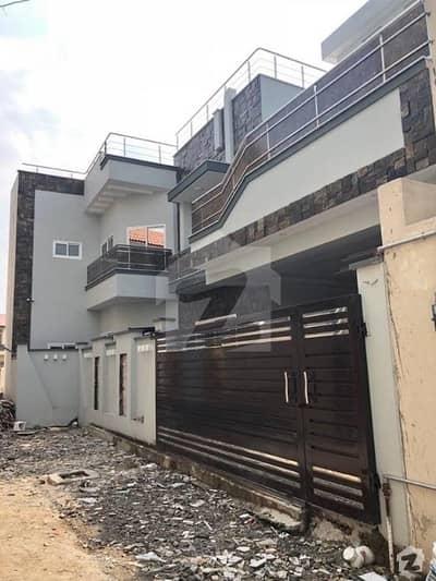 10 Marla New House For Sale Habibullah Colony
