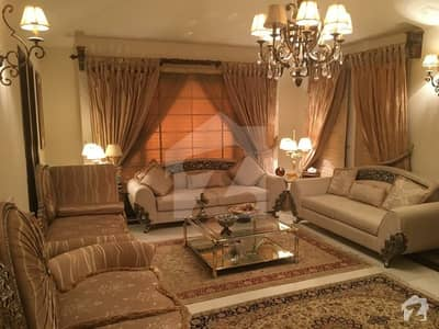 Beautifully Furnished 5 Bedroom Bungalow For Rent In DHA  Phase 6,