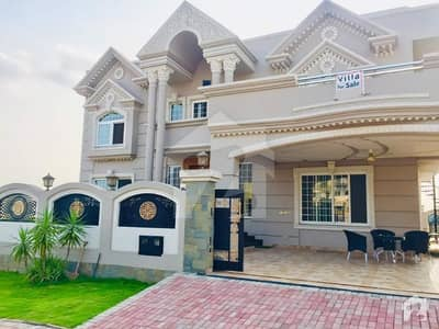 Brand New Modern Bungalow Is Up For Sale - Bahria Town Overseas Block