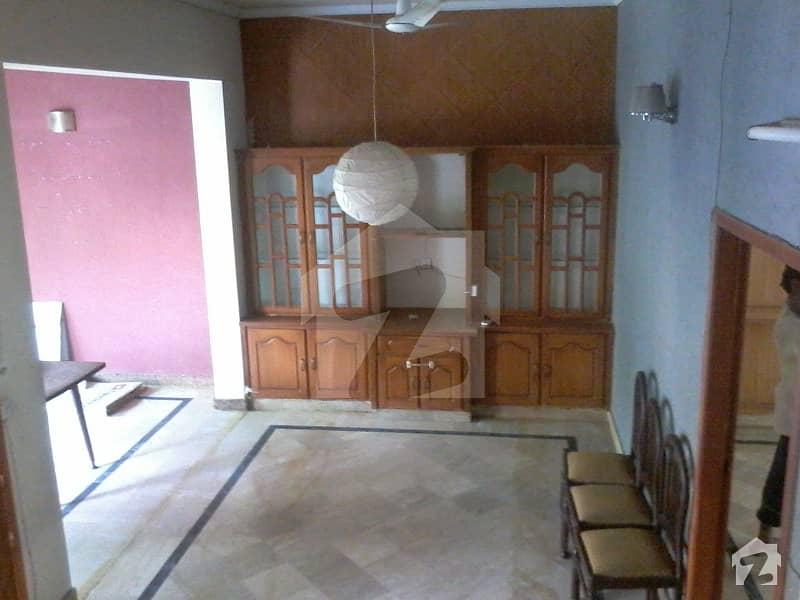 7 Marla Single Storey House For Sale In Wapda Town Block G5