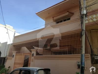 202 Square Yard Very Well Maintained Bungalow For Sale In Scheme 33 Al Muslim Society