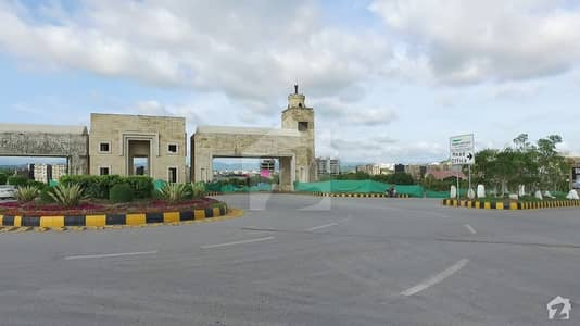 5 Marla Residencial Plot Is Available For Sale
