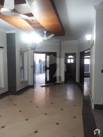 10 Marla double store ghar with basement
