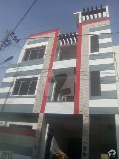 گلستانِِ جوہر ۔ بلاک 12 گلستانِ جوہر کراچی میں 3 کمروں کا 8 مرلہ بالائی پورشن 1.17 کروڑ میں برائے فروخت۔