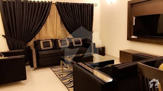 5 Marla 1 Bed Full Furnished Portion For Rent