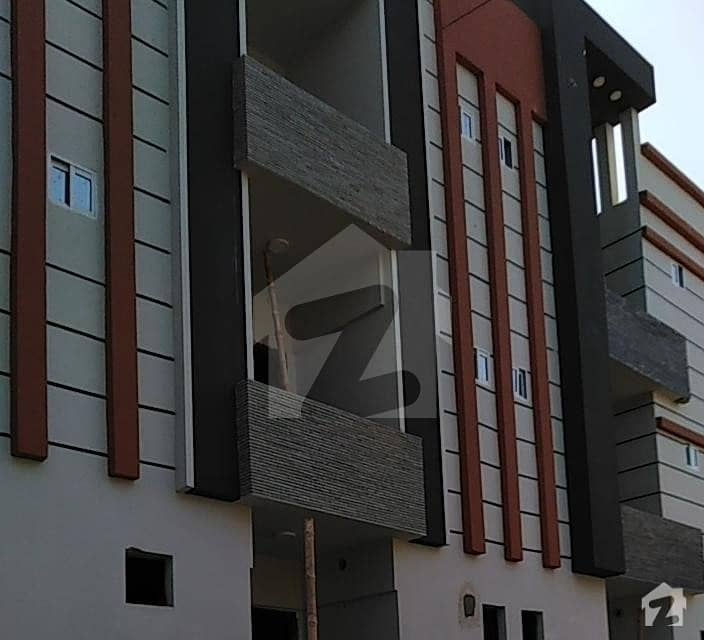 Luxurious 2 Beds Flat Plus Separate  Roof For Sale In Sana Vista New Project