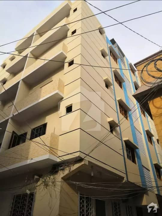 Brand New Apartments For Sale Shah Faisal Colony