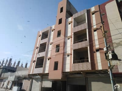 A New Project Flats Is Available On Booking