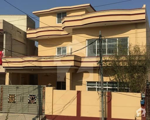 13 Marla New House 2 Storey For Sale