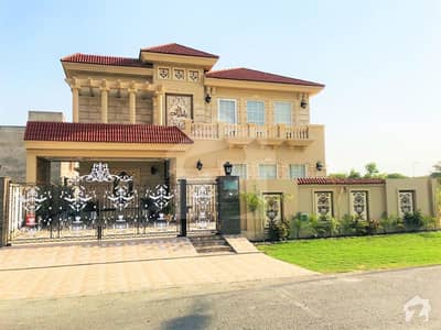 Leads Presenting Kanal Spanish Bungalow Near To Park In Dha Lahore