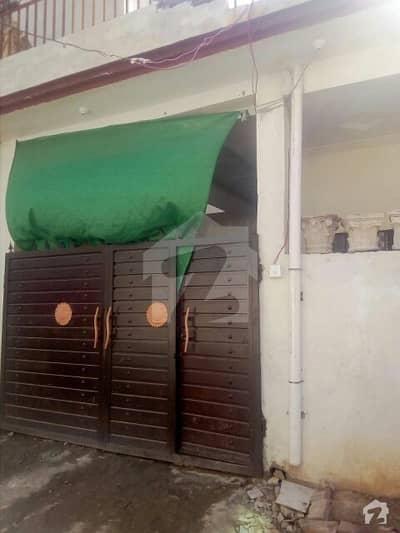5 Marla House In H-13 Shams Colony