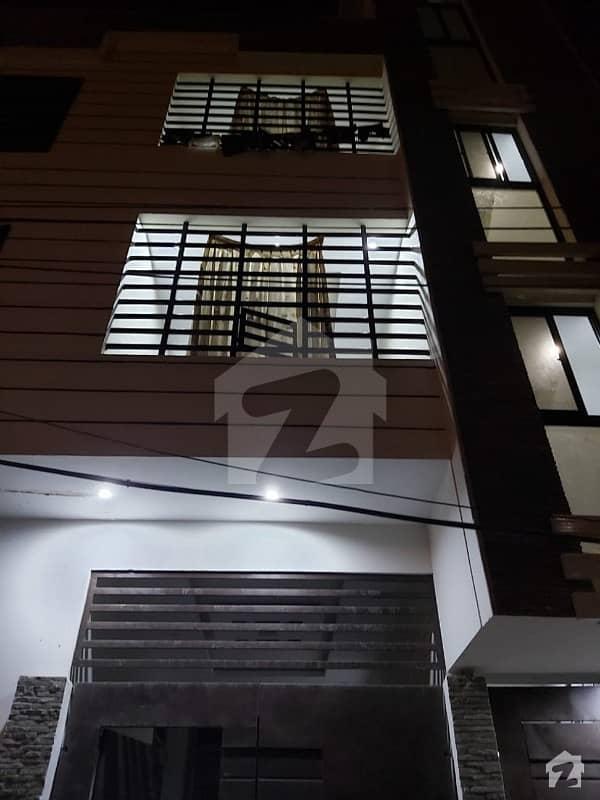 نارتھ ناظم آباد ۔ بلاک اے نارتھ ناظم آباد کراچی میں 3 کمروں کا 8 مرلہ بالائی پورشن 1.7 کروڑ میں برائے فروخت۔