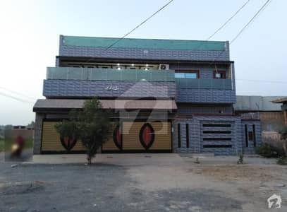 10 Marla Triple Storey House For Sale In Al-Majeed Paradise