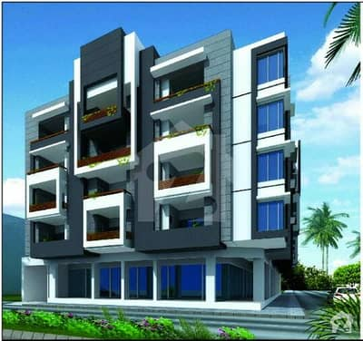 A Project Of AlHamd Gold Apartment Flats Is Available On Booking