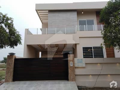 10 Marla House Is Available For Sale In Wapda City Block M Faisalabad