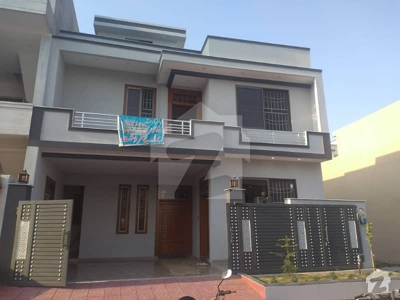 Brand New Double Storey House For Sale In Cbr Town Phase 1 Islamabad