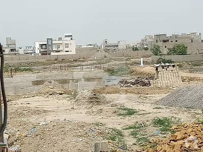 120 Sq. yard Plot Is Available For Sale On Prime Location Gulistan-E-Jauhar