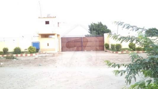600 Yards Commercial Plot Is Available For Sale