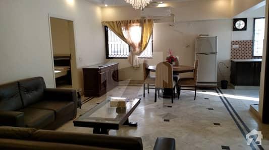 Portion For Rent Furnished Block 4