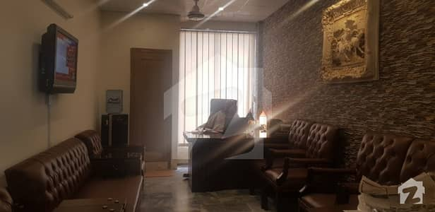 A furnished Office for Sale