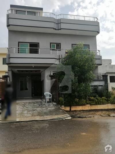 5 Marla Double Story House For Sale In Jinnah Garden