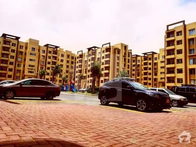 2 Bedrooms Flat For Sale In Bahria Apartments Karachi