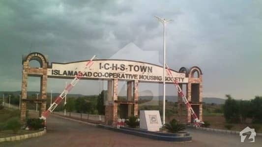 Plot For Sale In Islamabad Cooperative Society ( Ichs)