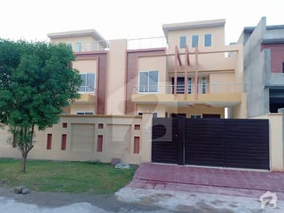 10 Marla Brand New Double Storey House Available For Sale