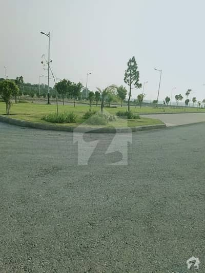 urgent 6 Marla commercial plot for sale