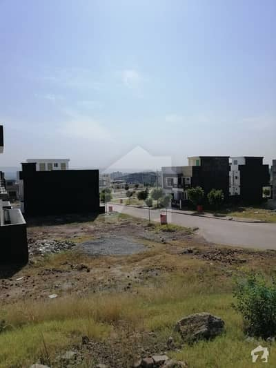 5 Marla Sector I Developed Plot For Sale In Bahria Enclave Islamabad