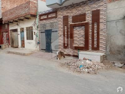 Double Story Beautiful House For Sale In Shadman Colony Okara