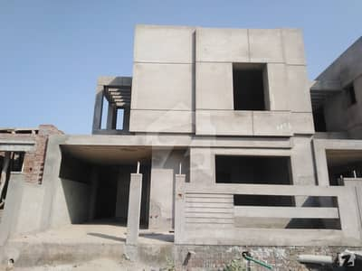 6 Marla Villa Available For Sale On Installment In Dha Defence