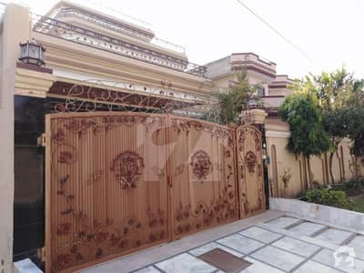 1 Kanal House For Sale In G Block Of Marghzar Officers Colony Lahore