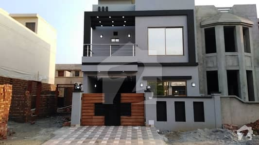 5 Marla Brand New House For Sale In B Block Of Lake City Sector M7 Lahore