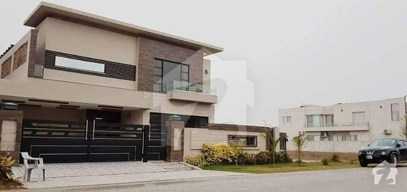 10 Marla Brand New  Modern Artistic House For Rent  In DHA Phase 5 Lahore