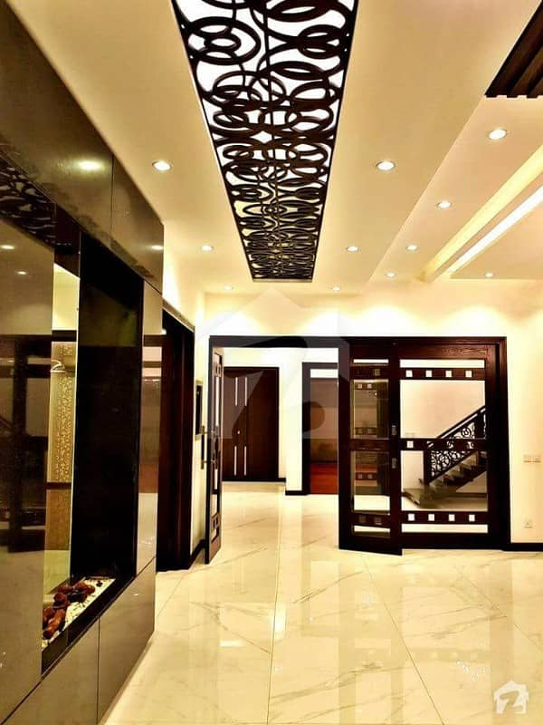 1 Kanal Brand New House For Rent  Top Class Design Villa Designed By Renowned Architect Of Pakistan Mazhar Munir Design