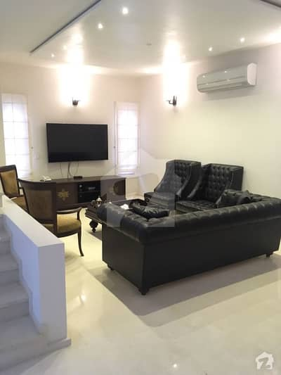 Furnished  Bungalow with Basement For Rent