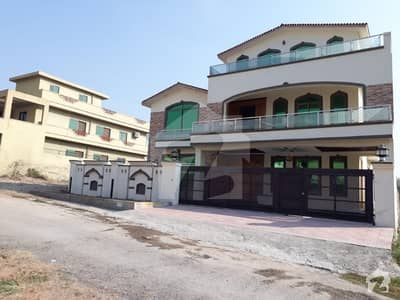 20 Marla brand new Double story house for sale in Police foundation Near PWD Media Town CBR Bahria Town