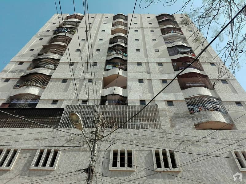 Flat For Sale At Habib Crown Block 13