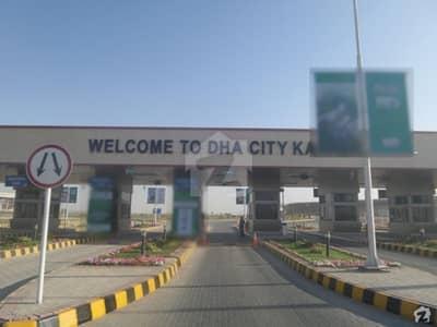 ڈی ایچ اے سٹی ۔ سیکٹر 3اے ڈی ایچ اے سٹی - سیکٹر 3 ڈی ایچ اے سٹی کراچی کراچی میں 1 کنال رہائشی پلاٹ 1.03 کروڑ میں برائے فروخت۔