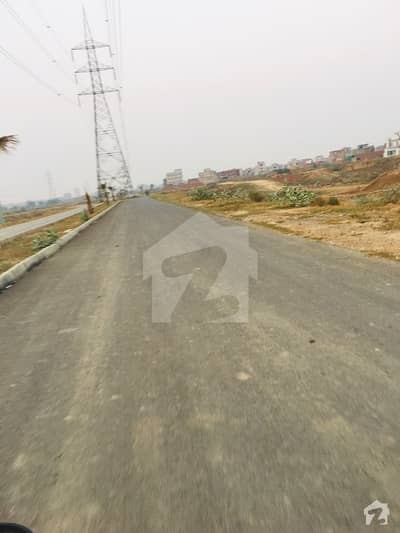 5 Marla Plot Is Available For Sale