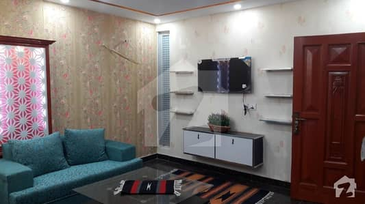1 bed Furnished Flat for Rent In Bahria town